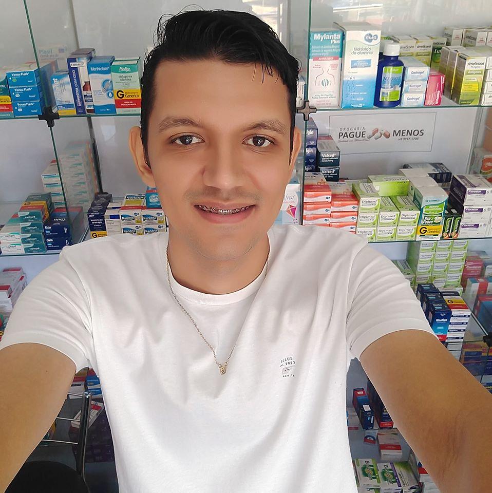 Foto: Josimá Lima ganhador do veículo 0KM