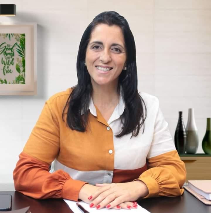 Foto: Simone Biondo Pré-candidata a prefeitura de Guaçuí