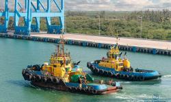 Porto Central emite solicitação de proposta para serviços de rebocadores no porto