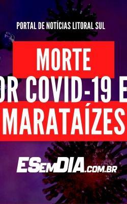 43º óbito é registrado em Marataízes por COVID-19