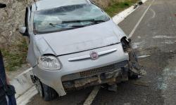 Acidente é registrado na manhã desta segunda (05) na ES-060 em Boa Vista do Sul, Marataízes