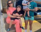 Família de Andressa Suita impede Gusttavo Lima de visitar os filhos