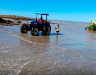 Prefeitura de Marataízes ajuda pescadores com apoio logístico