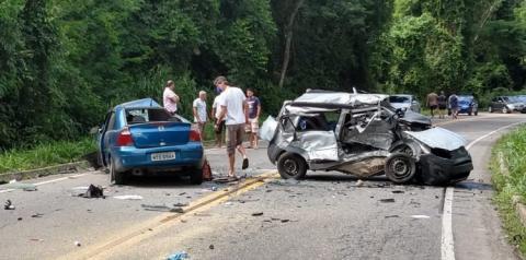 Servidora pública de Marataízes morre em grave acidente na via Safra X Marataízes