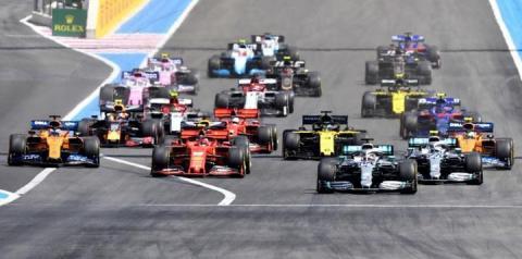 Fórmula 1 prevê início da temporada de 2020 com o GP da Áustria em julho