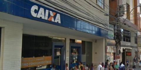 Caixa abre agência em Cachoeiro de Itapemirim neste sábado para pagamento do FGTS e do auxílio emergencial