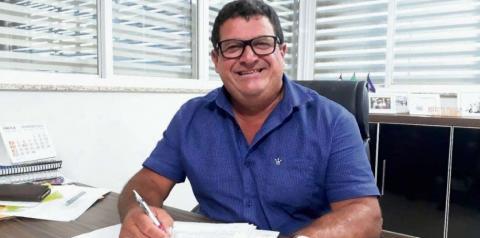 Tininho tem candidatura deferida para disputar à reeleição em Marataízes