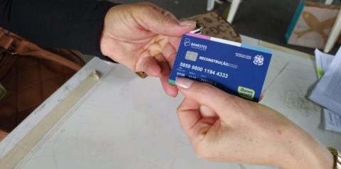 Famílias de Cachoeiro vão receber Cartão Reconstrução