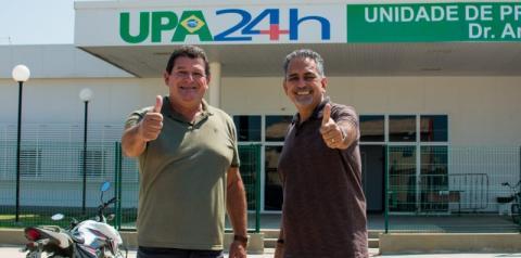 Tininho continua como prefeito trabalhando normalmente em Marataízes