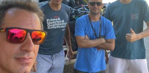 Cachoeirenses vão participar da última etapa da Copa Capixaba de Mountain Bike