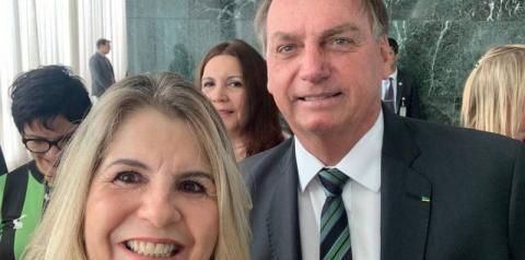 Cloroquina pra você e Coronavac pra mim: Deputada bolsonarista do ES recebe vacina chinesa