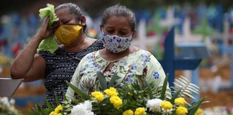 Covid-19: com aumento de mortes, estados reforçam restrições