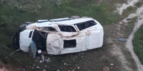 Mulher foge com veículo de cliente, sofre acidente e desaparece em Itapemirim