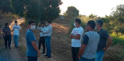 Prefeitura de Marataízes se reúne com produtores em Jaboti e Capinzal para ouvir sugestões