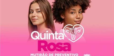 Quinta Rosa: Mutirão para exame preventivo contra o câncer do colo de útero em Itapemirim