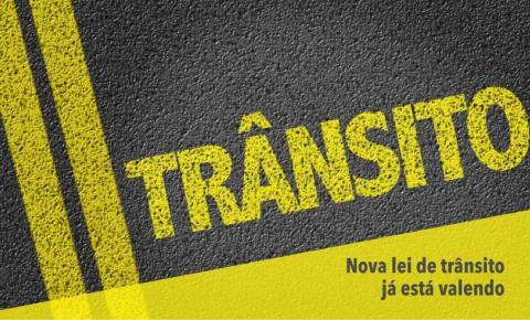 CNH, cadeirinha, farol: veja 10 pontos da lei de trânsito que podem mudar ainda este ano