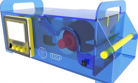 Respirador barato da USP passa em testes com humanos