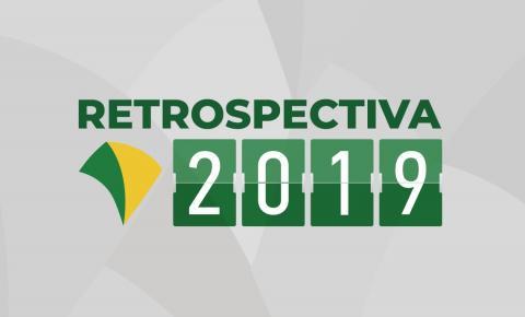 Retrospectiva 2019 - Relembre as principais notícias de agosto