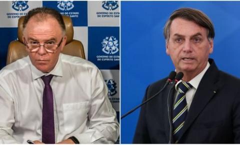Governo Bolsonaro dá 10 dias para ES desistir de ação e receber socorro