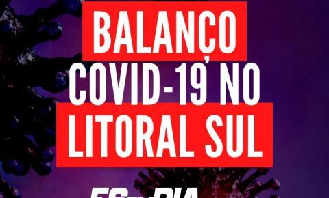 Veja balanço da COVID-19 no Litoral Sul - 18 de maio