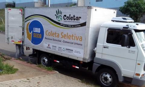 Coleta Seletiva: serviços continuam mais adaptados à pandemia em Anchieta