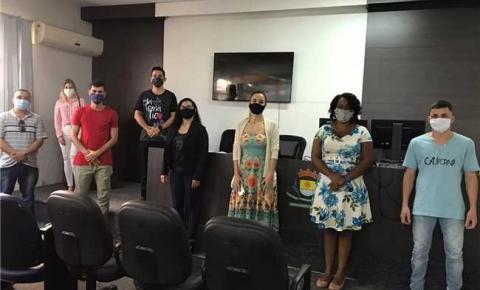 Prefeitura de Itapemirim empossa quatro novos servidores aprovados no concurso público 2019