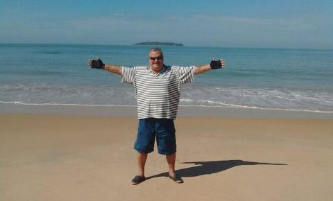 Morre em Marataízes o jornalista José Rubens Brumana