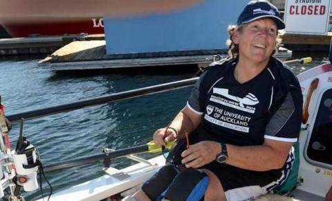 Remadora paralímpica morre durante travessia da Califórnia ao Havaí