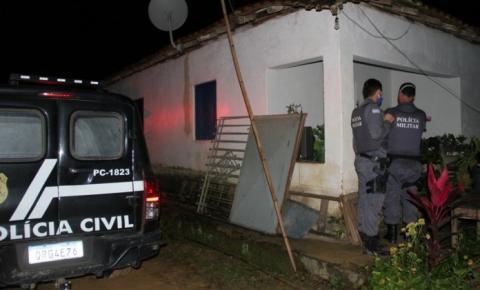 Idoso de 72 anos é morto durante tentativa de assalto em Mimoso do Sul