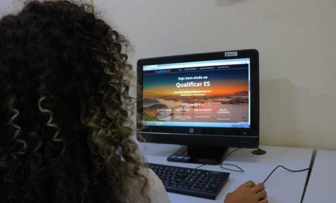 Inscrições abertas para 26 mil vagas em cursos online gratuitos no Espírito Santo