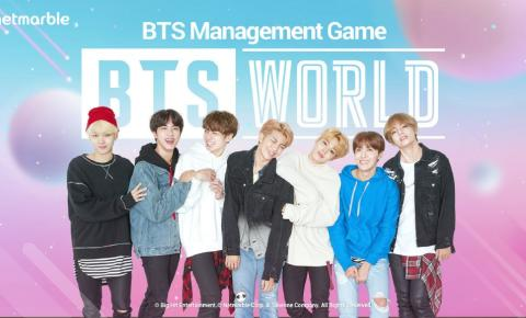 Game do grupo de k-pop BTS chega aos celulares iOS e Android