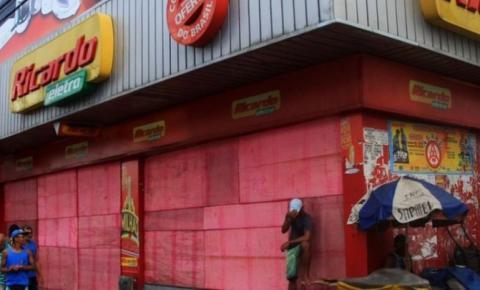 Ricardo Eletro fecha todas as lojas no Espírito Santo