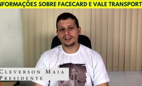 VÍDEO | Sindicato dos Servidores de Itapemirim entra com ação na Justiça contra Prefeitura do município