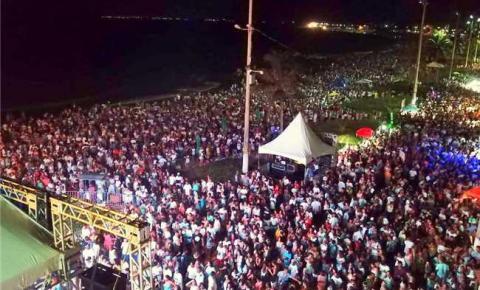 Expectativa superada! 120 mil pessoas assistiram à virada de ano em Itapemirim