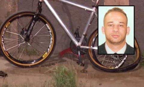 Segurança morre atropelado quando seguia para o trabalho; motorista fugiu, mas foi preso