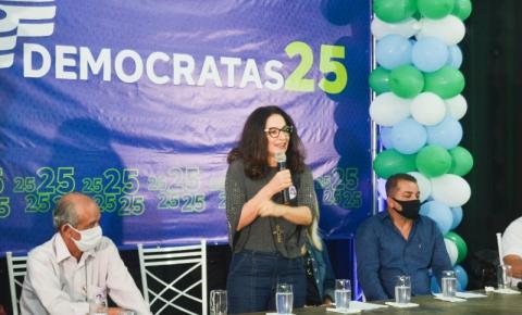 Norma Ayub será candidata a prefeita nas Eleições 2020 em Marataízes