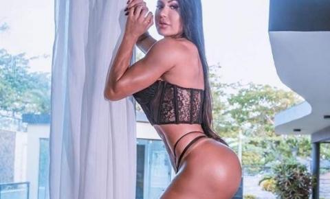 Após plásticas no rosto, Gracyanne Barbosa revela que não está satisfeita com o que vê no espelho