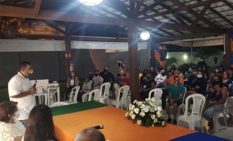 PTB, MDB e Solidariedade de Piúma lançam pré-candidatos a vereador