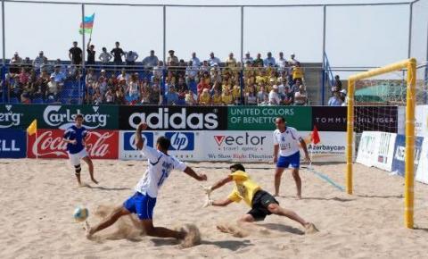 Começa hoje(06) o torneio de Beach Soccer nas areias de Anchieta
