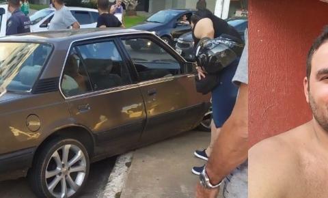 Homem é morto a facadas durante briga de trânsito em Cachoeiro