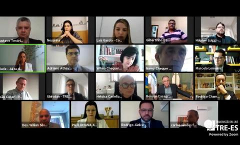Candidatos à prefeitura de Vitória assinam pacto contra as fake news