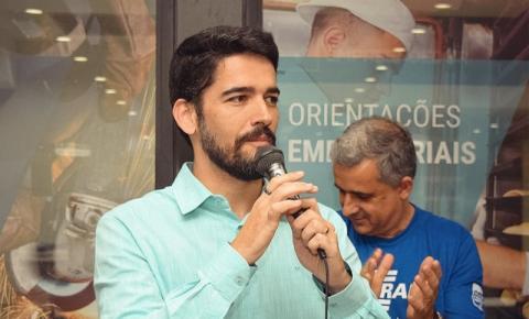 Ibope: Victor Coelho lidera isolado disputa para prefeito de Cachoeiro