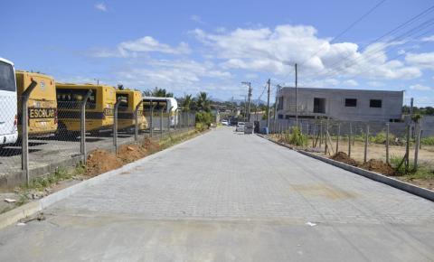 Anchieta: Prefeitura faz levantamento de obras concluídas e em execução