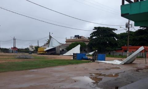 Feriado de Finados deve ser de chuva em grande parte do Espírito Santo, afirma meteorologista