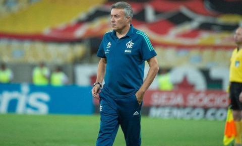 Flamengo anuncia demissão do técnico Domènec Torrent