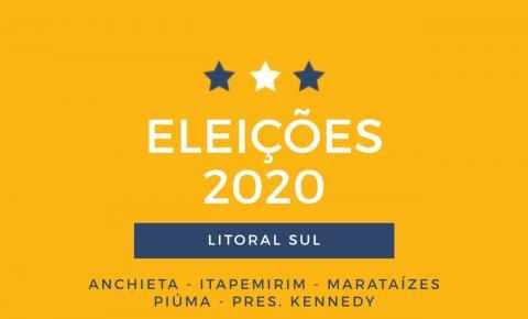 Confira nome e votação dos prefeitos eleitos no Litoral Sul