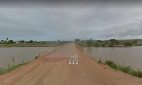 Ponte sobre o Rio Itabapoana em Presidente Kennedy será interditada para obras
