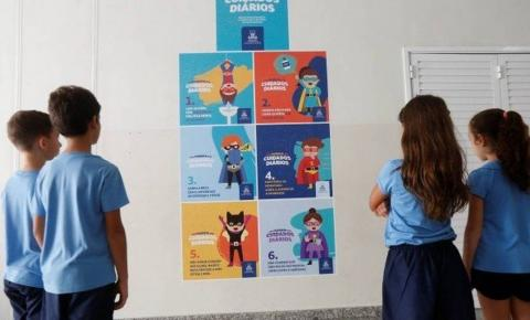 Itapemirim e Kennedy anunciam período para rematrículas e novas matrículas nas escolas dos municípios