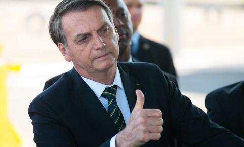 Bolsonaro volta a falar sobre concurso: 'em 2021 serão abertas 2 mil vagas para a PF'