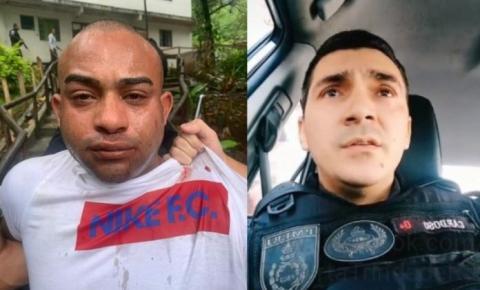 Bandido que matou PM durante assalto no RJ é preso; Caso teve grande repercussão na internet